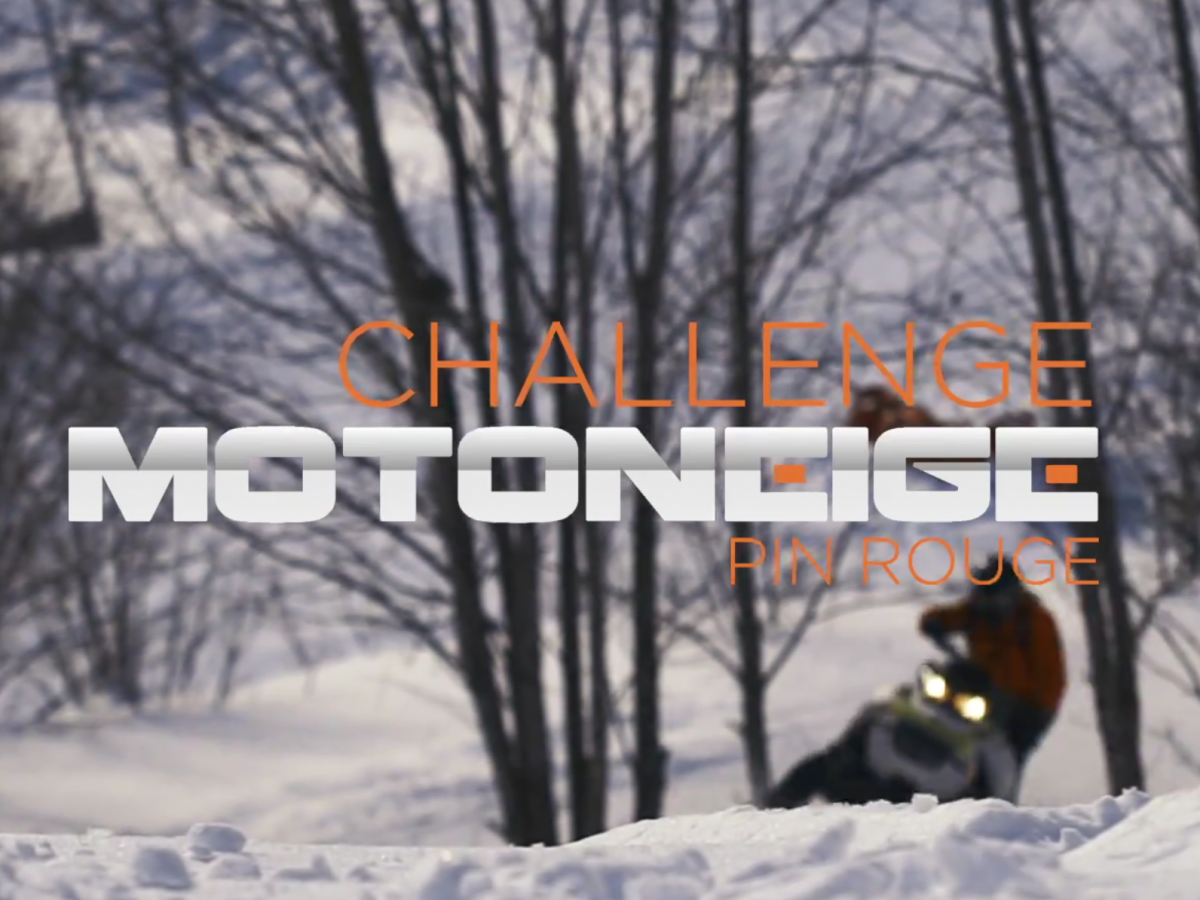 CHALLENGE MOTONEIGE